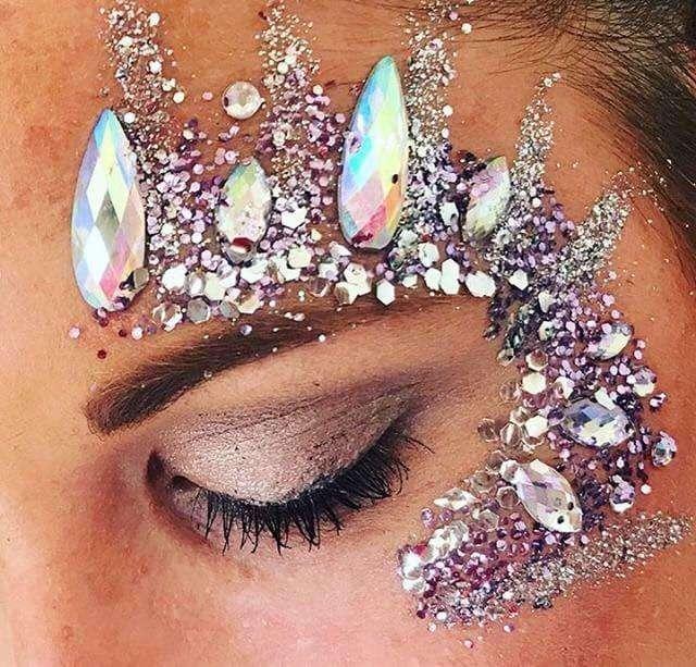 Glitter Bar, Maquillaje Artistico, Maquillaje Glitter