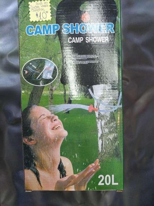 Ducha para Camping