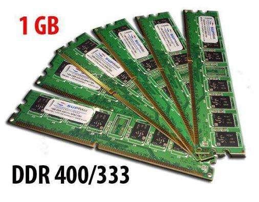Memorias Ram DDR400