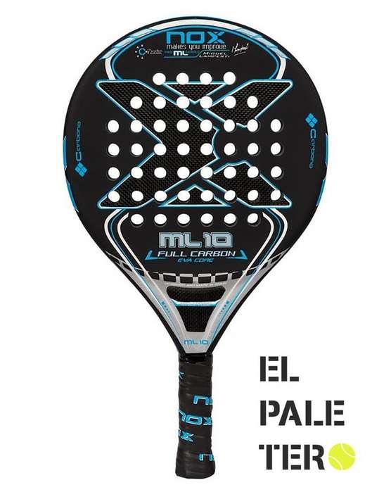 Paleta De Padel Nox Ml 10 Eva Core