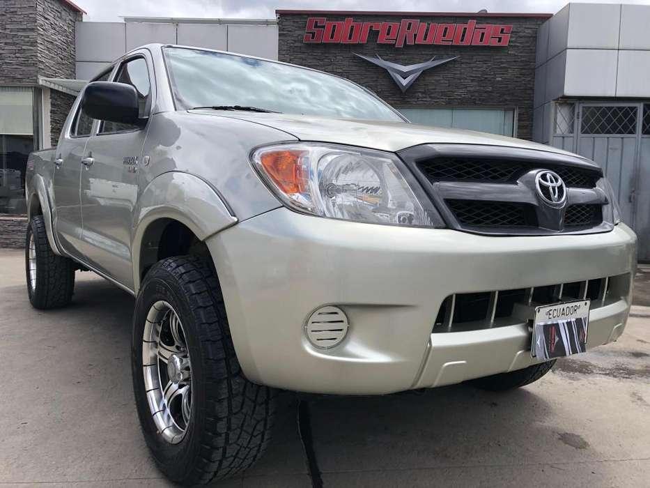 Toyota Hilux 2008 - 190000 km