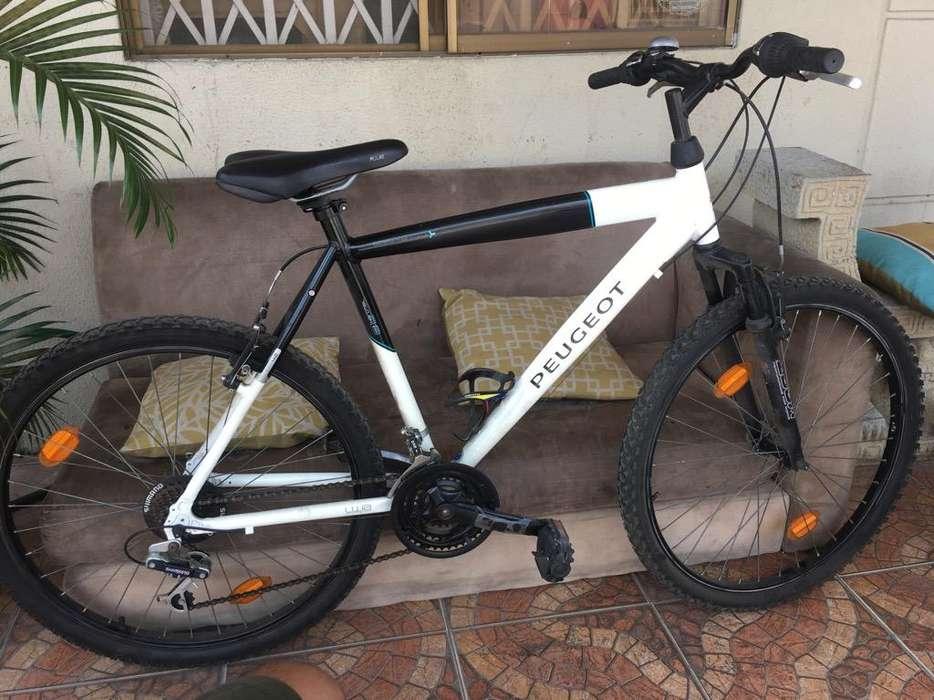 Bicicleta Montaña Peugeot