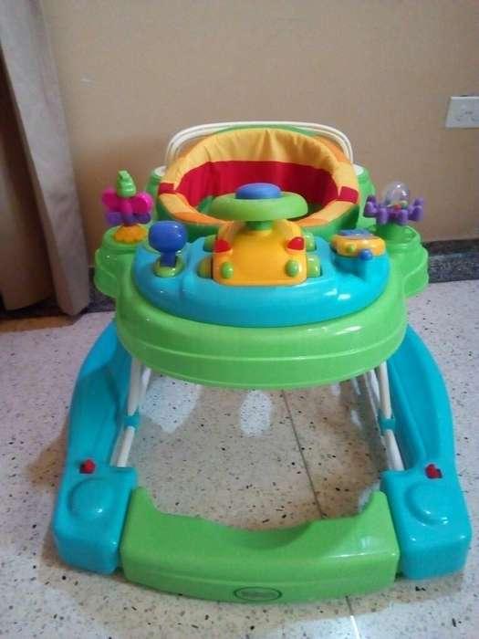 Caminador Mecedora para Bebe