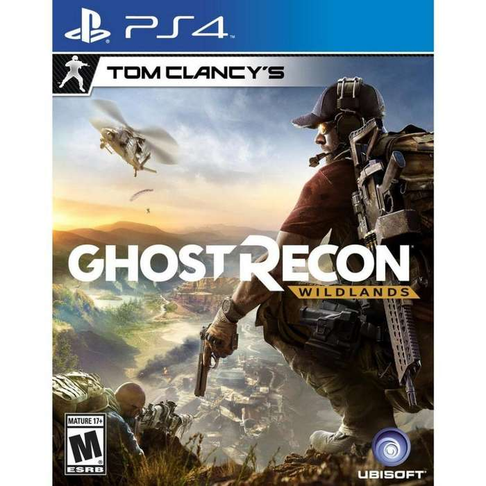 Ghost Recon Wlidlands Ps4