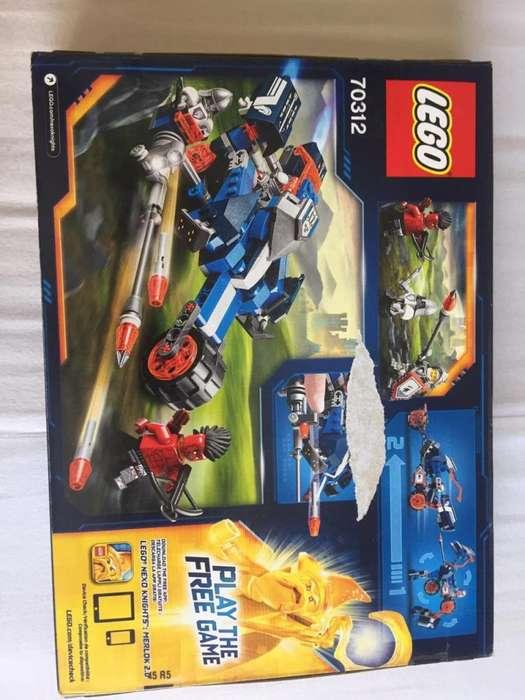Lego Nexo Knights Lances Mecha Horse