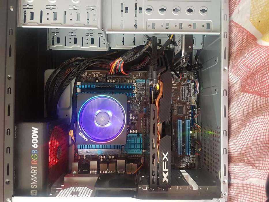 COMPUTADOR GAMER, PC GAMER (solo torre)