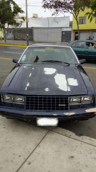 Ford Mustang 1980 - 67949 km