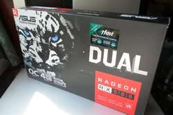 Tarjeta de Video Rx 580 4gb amd