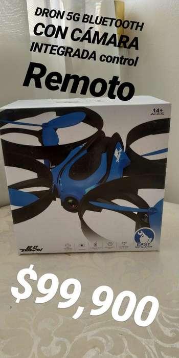 Dron Bluetooth Control Wifi Cámara Hd 5g