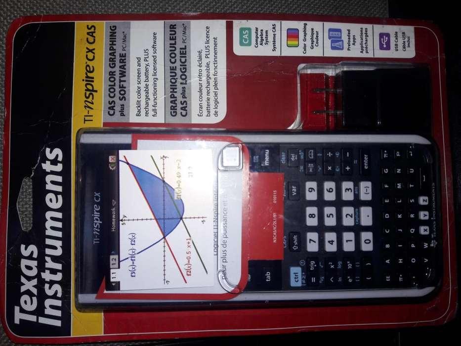 TINspire CX Calculadora