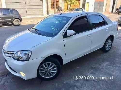Toyota Etios 2014 - 60000 km