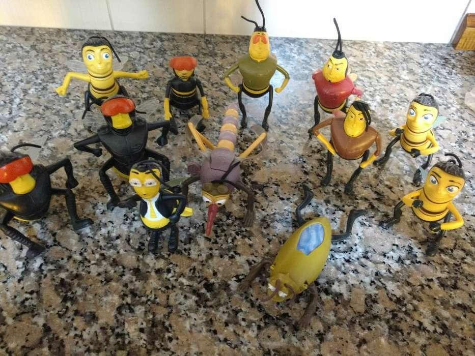 Juguetes Bee Moovie