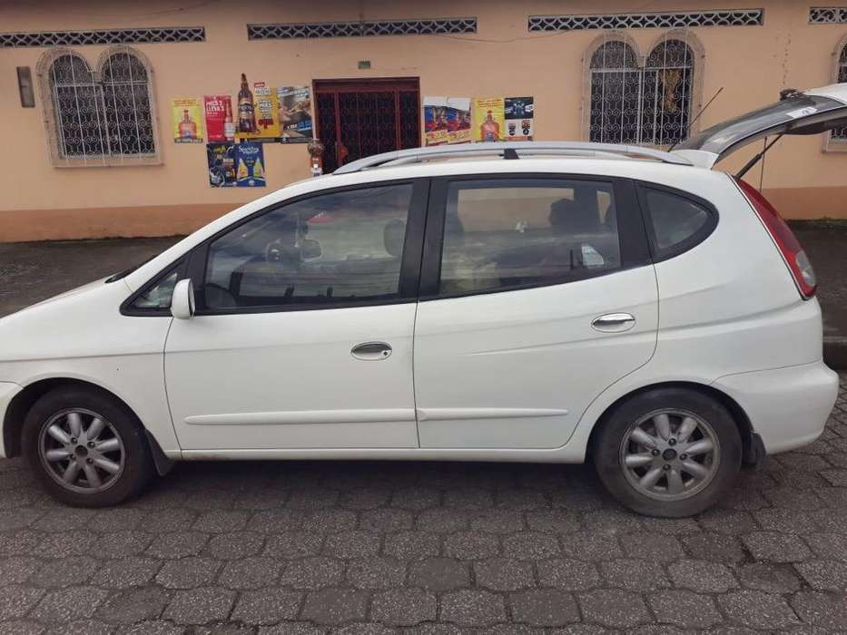 Chevrolet Vivant 2007 - 126000 km