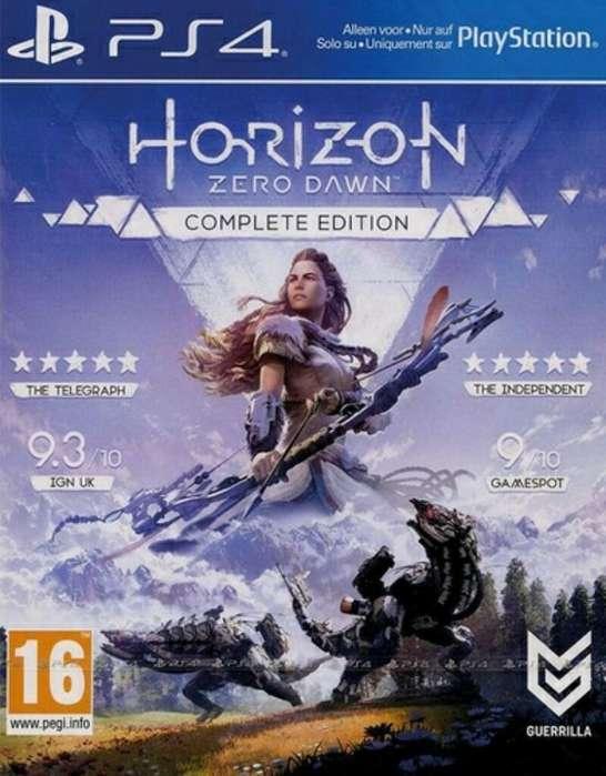 Horizon Zero Dawn Ps4 Nuevo