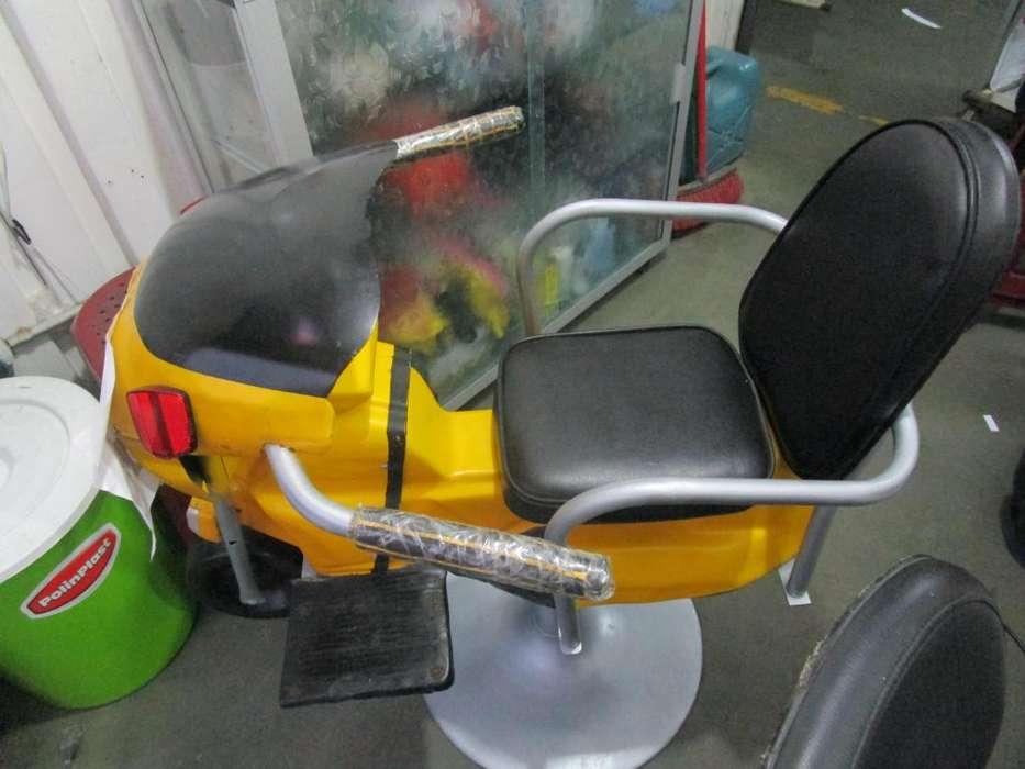 vendo moto de peluquería