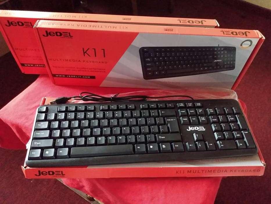 teclados usb nuevos