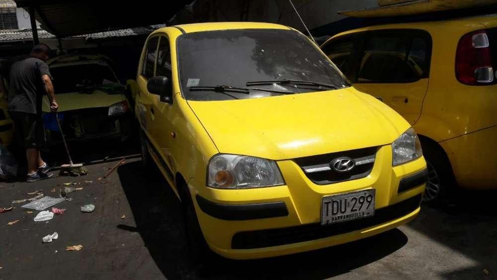 Hyundai Atos Taxi 2012 Financiado