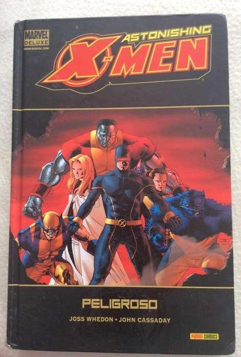 Cómic X-Men Astonishing