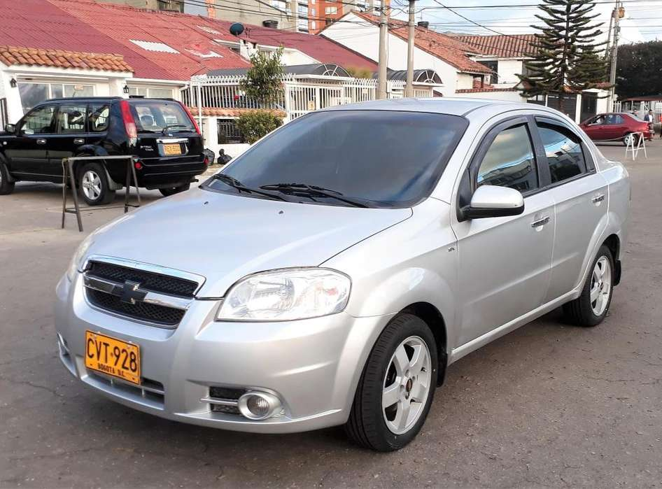 Chevrolet Aveo Emotion 2008 - 123000 km