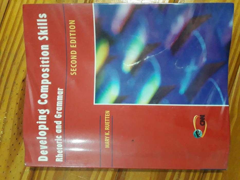 Developing Composition Skills. Rhetoric and Grammar. Second Edition. De Mary K. Ruetten