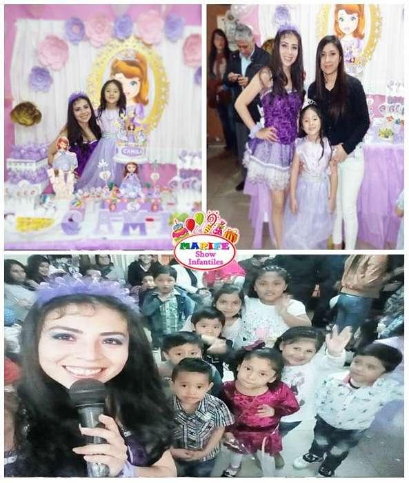 Show Infantiles en Lima, Fiesta Infantil, Animadoras, Show Temático