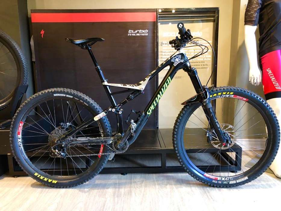 Bicicleta Specialized Stumpjumper Carbon