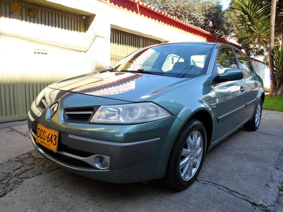 Renault Megane II 2009 - 81000 km