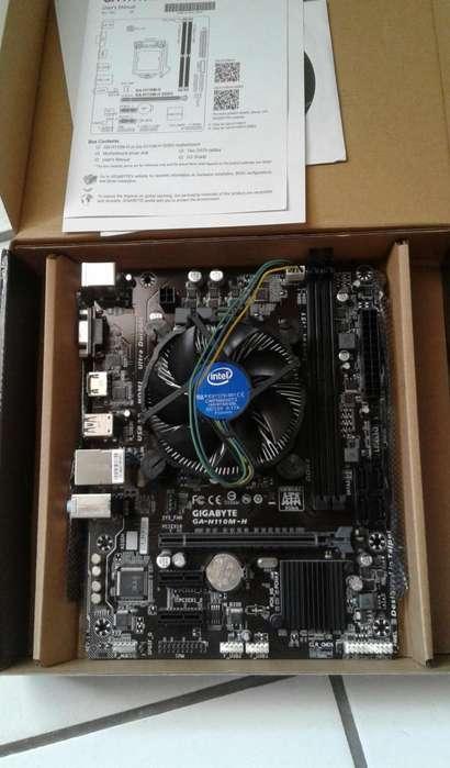oferta Board y procesador i5 6ta gran rendimiento