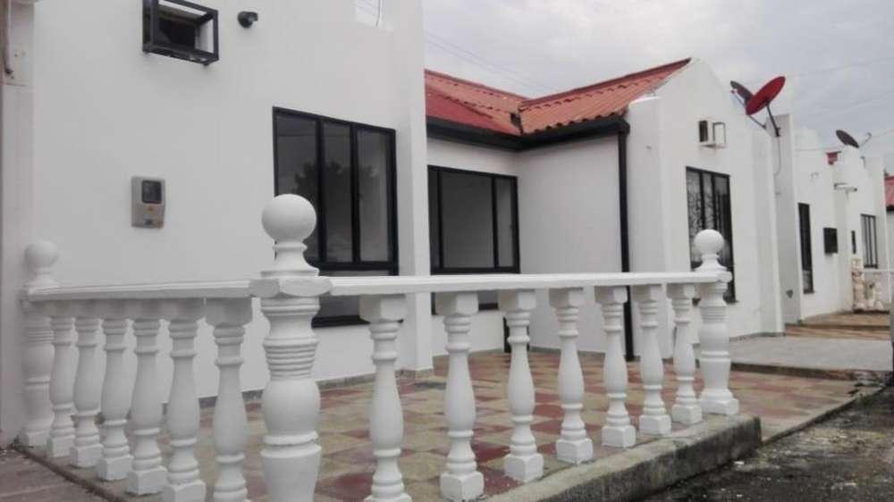 Alquilo casa amoblada en FLANDES (PISCINA-JACUZZI)