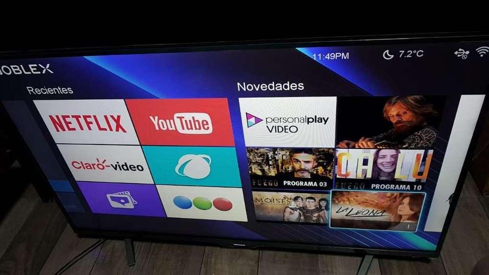 Tv Noblex 43 Smart