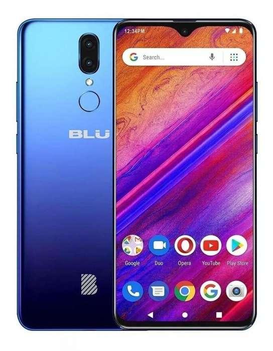 Blu G9, Cámara 13pmx2mpx, 13mpx, 4000 Mah