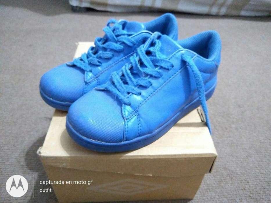 Vendo Zapatillas Chekky Numero 31