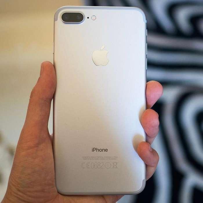 iPhone 7 Plus Perfecto Estado Silver, Black, Gold. Unico Dueño. Plan Retoma 6S / 6S Plus