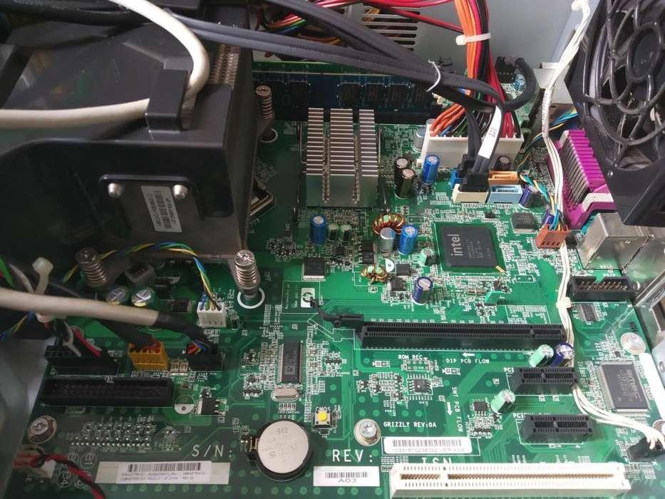 Computador economico CPU HP