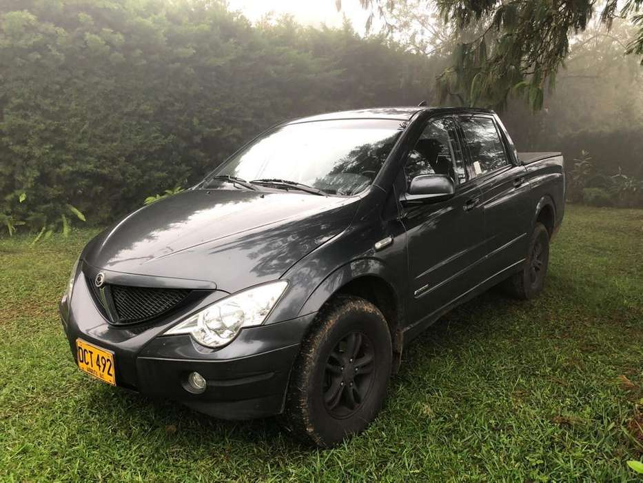 Ssangyong Actyon 2009 - 110000 km