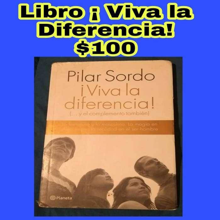 Libro Vive La Diferencia