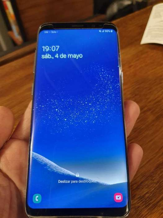 Vendo Samsung S8 64gb