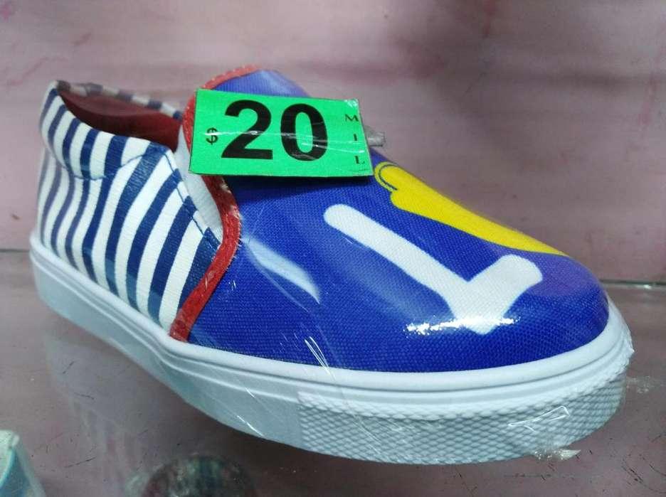 Zapatos para niños 22 JC230LoveTricol Mira Mami