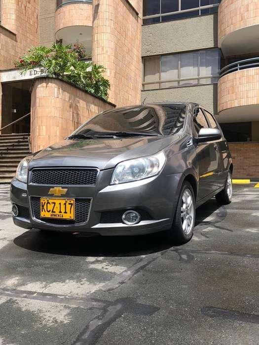 Chevrolet Aveo Emotion 2011 - 75000 km