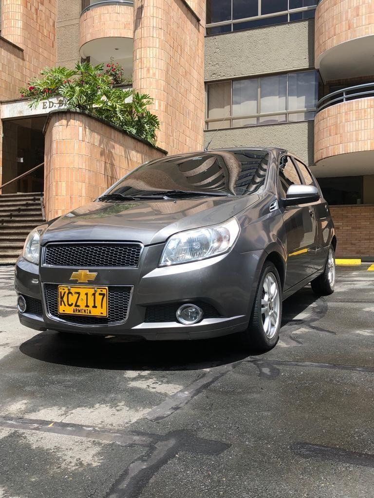 Chevrolet Aveo Gt Emoción Unica Dueña