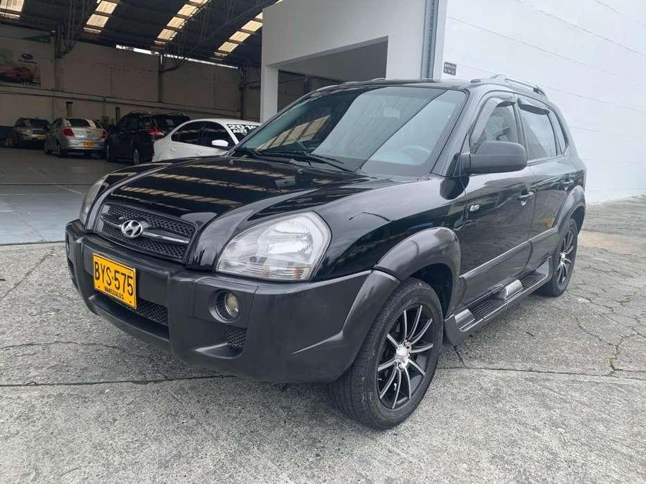 Hyundai Tucson 2007 - 150700 km