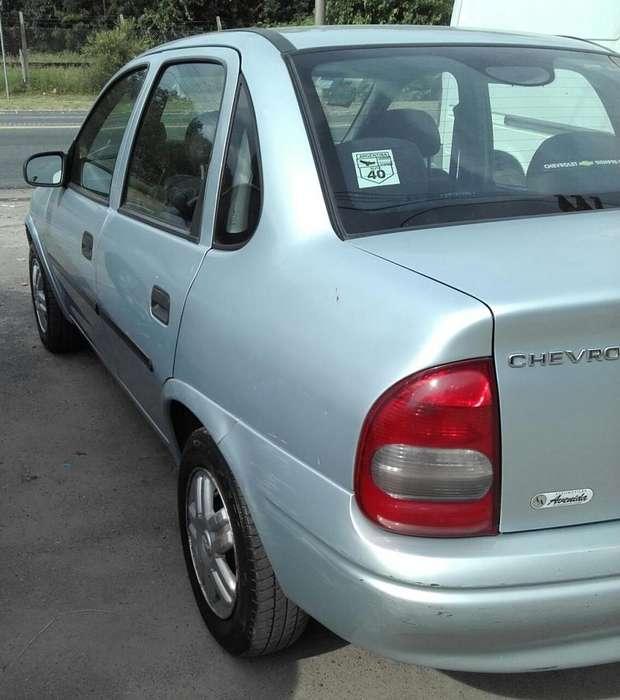Chevrolet Corsa 2007 - 120000 km
