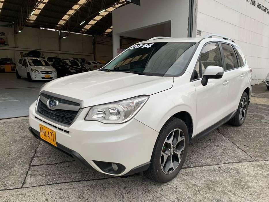 Subaru Forester 2014 - 71500 km