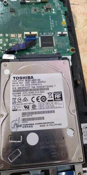 vendo disco duro de laptop