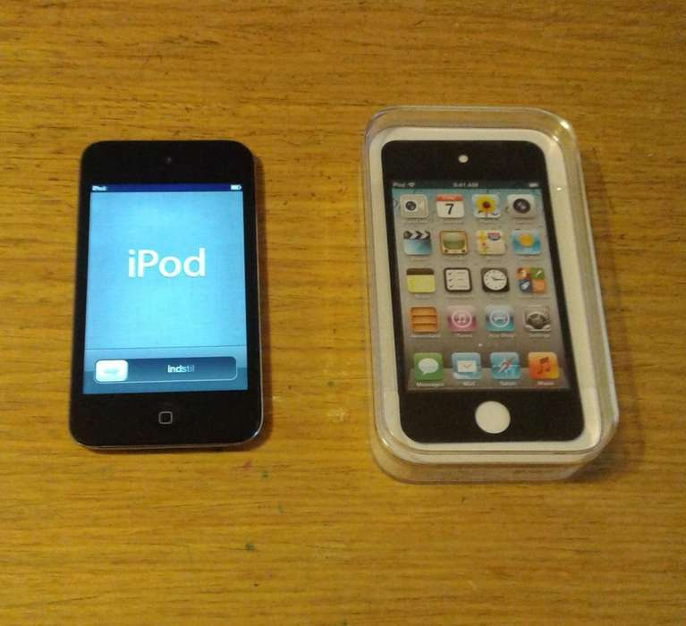 <strong>ipod</strong> touch 4ta generacion 8GB