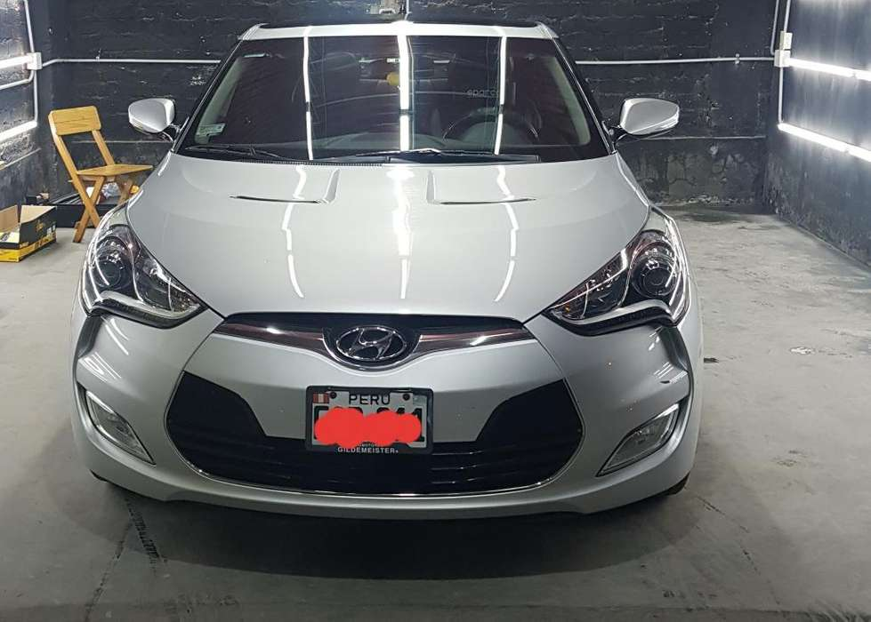 Hyundai Veloster 2014 - 35000 km