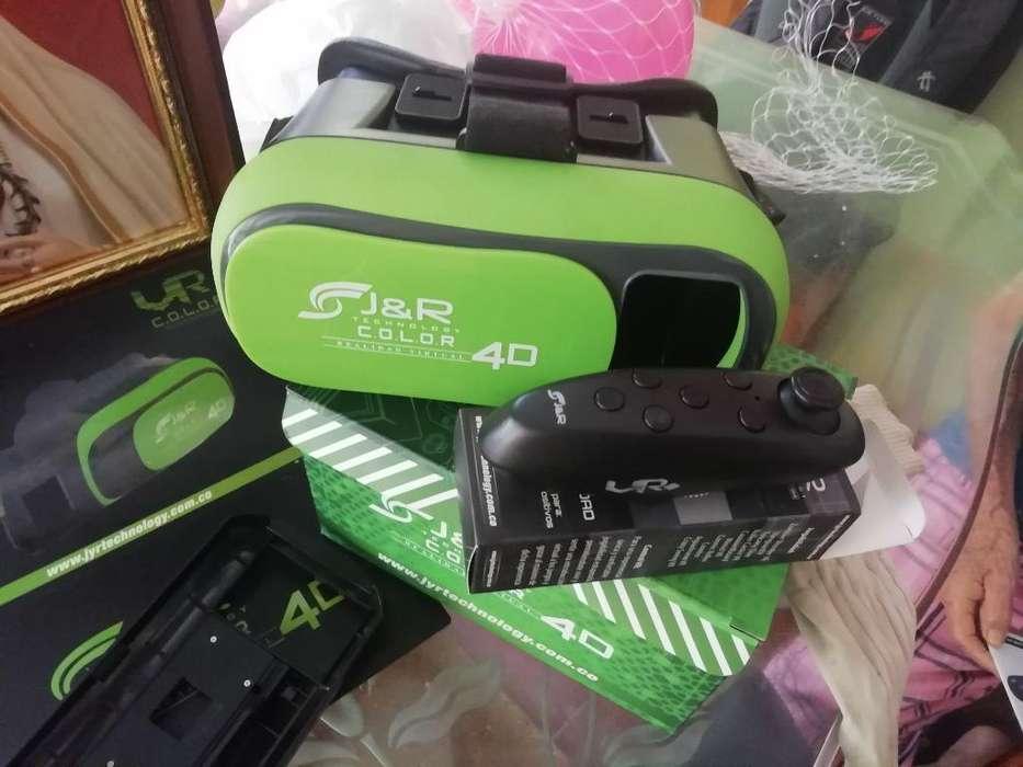 Vendo Hermosas Gafas de Realidad Virtual
