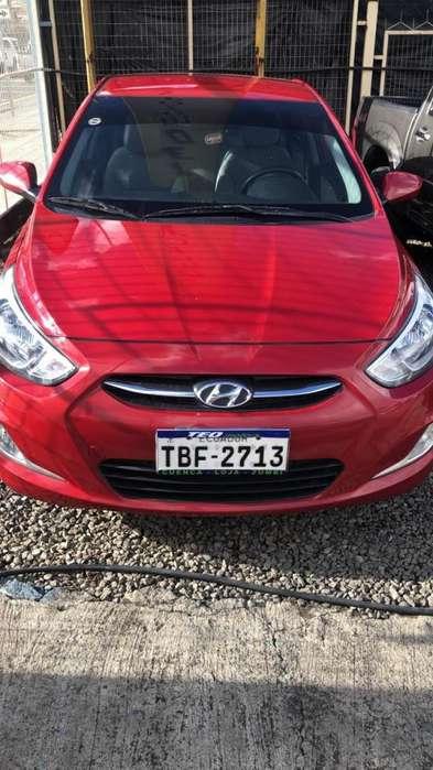 Hyundai Accent 2014 - 79032 km