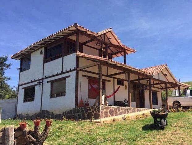 Casa de <strong>campo</strong> Sogamoso!