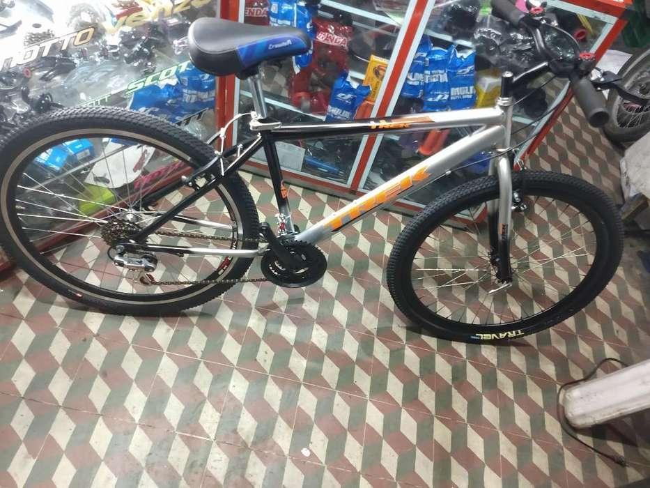 Bicicleta Todoterreno Rin 26 Nueva